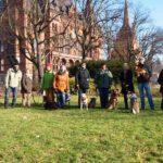 Hundewanderung 14.2.2015
