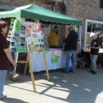 Informationsstand Tierheim Rostock 1.5.2012